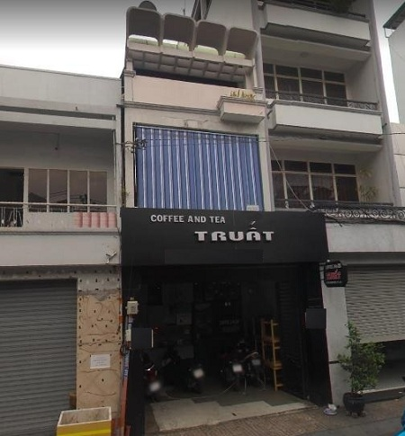 Cho thuê nhà quận 3, cho thuê nhà mặt tiền đường Trần Quang Diệu