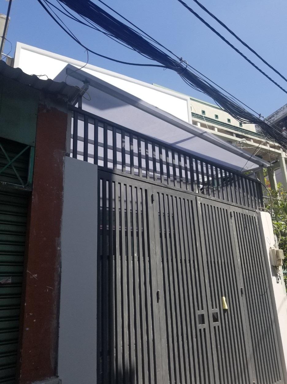 Cho thuê nhà quận Bình Thạnh, cho thuê nhà đường Phan Chu Trinh