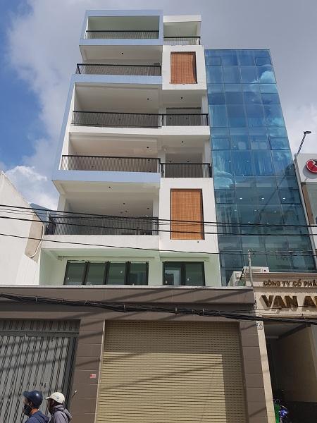 Cho thuê nhà quận Bình Thạnh, đường Lê Quang Định