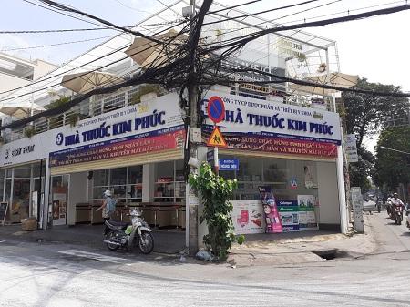 Cho thuê nhà đường Đặng Văn Ngữ quận Phú Nhuận