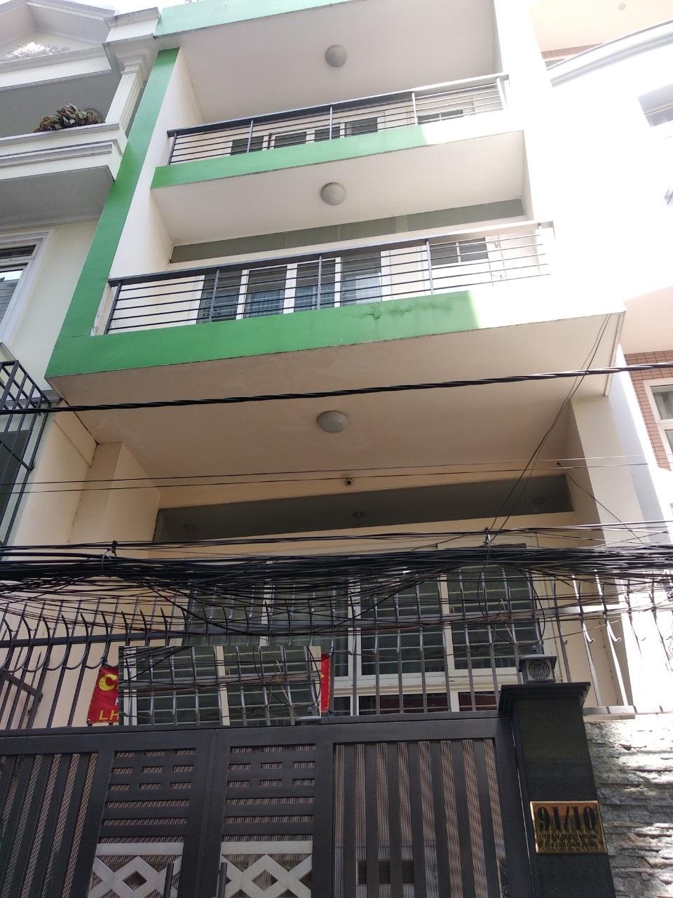 Cho thuê nhà quận Tân Bình, cho thuê nhà đường Trần quốc Hoàn