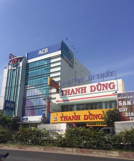 Cho thuê nhà quận Tân Bình, cho thuê nhà mặt tiền đường Cộng Hoà