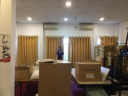 Cho thuê nhà quận Tân Bình, cho thuê nhà mặt tiền đường Bạch Đằng