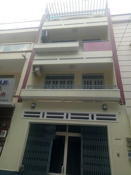 Cho thuê nhà quận Tân Bình, đường Bình Giã