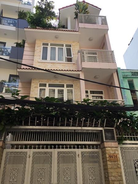 Cho thuê Villa đường Cù Lao Phường 2 Phú Nhuận