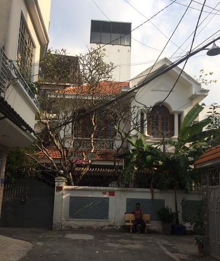 Cho thuê nhà quận Tân Bình, đường Nguyễn Cảnh Dị