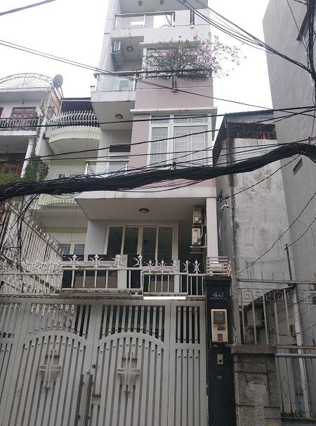 Cho thuê nhà quận Tân Bình, đường Trà Khúc