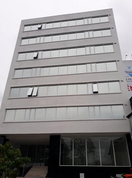 Cho thuê tòa nhà quận tân bình, toà nhà mặt tiền đường Trường Chinh quận Tân Bình