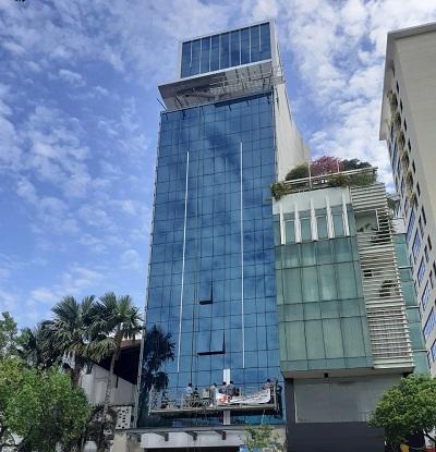 Cho thuê tòa nhà đường Nam Kỳ Khởi Nghĩa, Tòa nhà văn phòng mới xây
