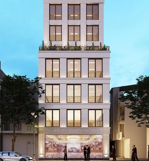 Cho thuê tòa nhà mặt tiền Cách Mạng Tháng 8 quận 3, Diện tích 9x18m 7 lầu