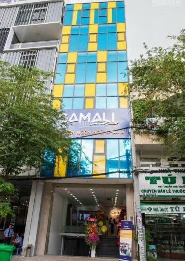Cho thuê tòa nhà mặt tiền đường D2 ( Nguyễn Gia Trí )