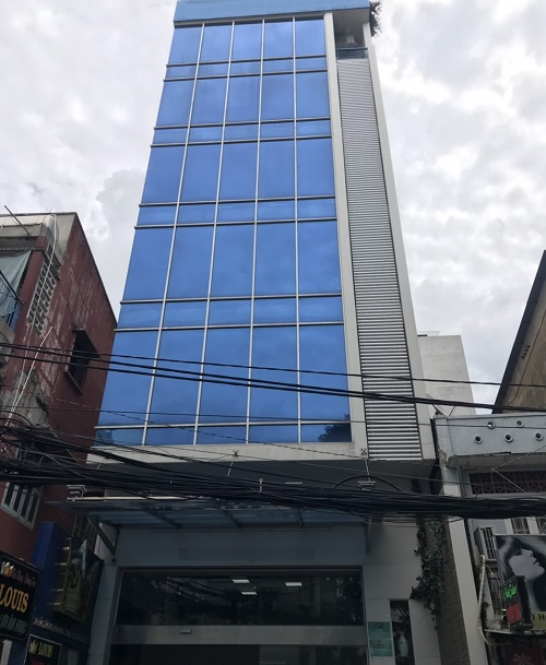 Cho thuê tòa nhà mặt tiền đường Hoàng Văn Thụ quận Phú Nhuận