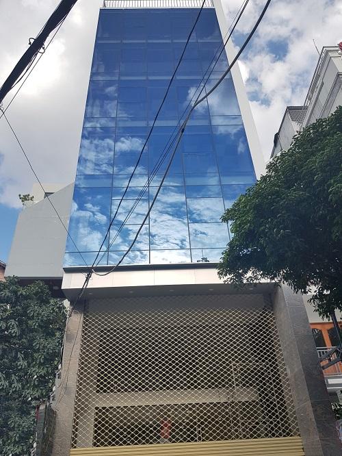Cho thuê tòa nhà mặt tiền đường Lê Quang Định quận Bình Thạnh