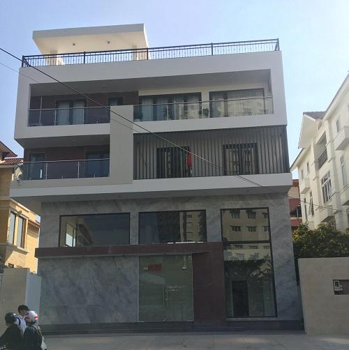 Cho thuê tòa nhà mặt tiền đường Nguyễn Văn Hưởng quận 2
