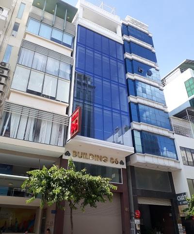 Cho thuê tòa nhà mới xây đường Bạch Đằng quận Tân Bình