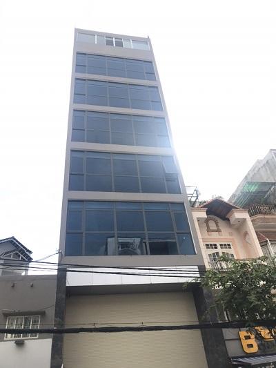 Cho thuê tòa nhà nguyên căn mặt tiền đường Trần Huy Liệu Quận Phú Nhuận