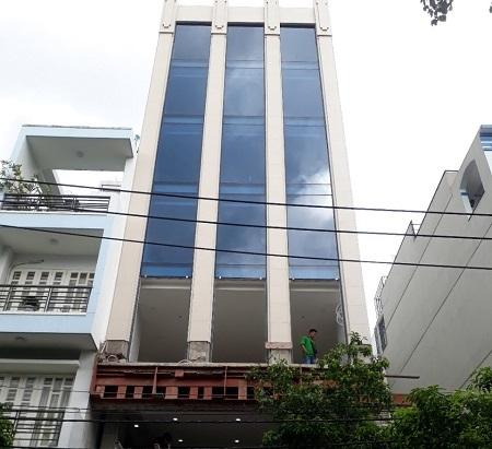 Cho thuê toà nhà quận 3, đường Lý Chính Thắng