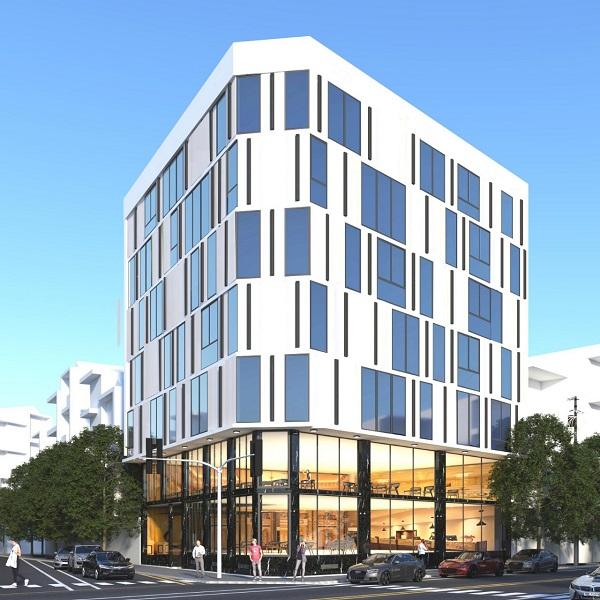 Cho thuê tòa nhà văn phòng 2 mặt tiền khu sân bay quận tân bình