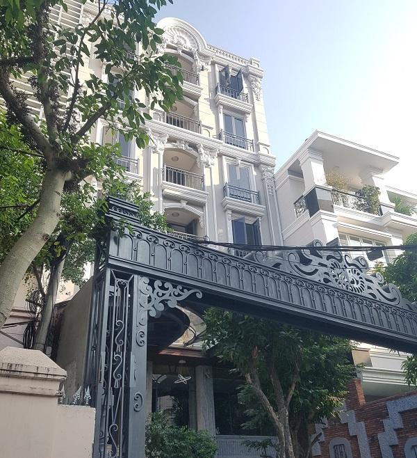 Cho thuê tòa nhà văn phòng đường Nguyễn Thị Huỳnh quân Phú Nhuận