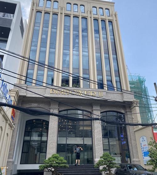 Cho thuê tòa nhà văn phòng mặt tiền đường Cửu Long Tân Bình