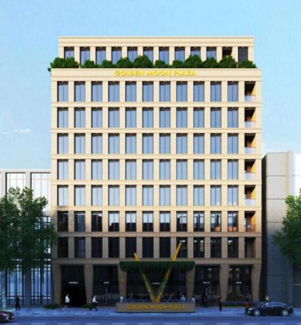 Cho thuê tòa nhà văn phòng mặt tiền Trương Quốc Dung
