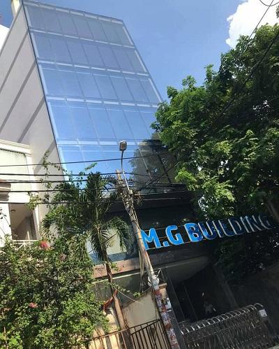 Cho thuê tòa nhà văn phòng mới mặt tiền đường Lam Sơn quận Tân Bình