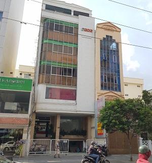 Cho thuê tòa nhà văn phòng quận 1, cho thuê tòa nhà đường Điên Biên Phủ