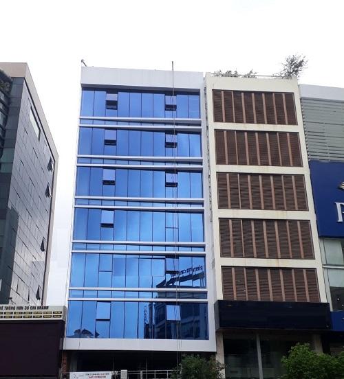 Cho thuê tòa nhà văn phòng quận 3, cho thuê tòa nhà đường cao thắng