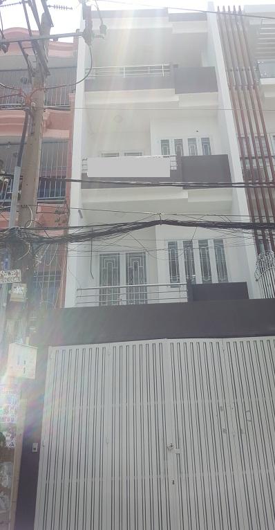 Có nhà cho thuê nguyên căn đường Nguyễn Kiệm quận Phú Nhuận