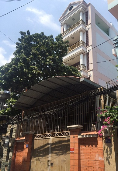 Có nhà cho thuê nguyên căn đường Thành Thái quận 10