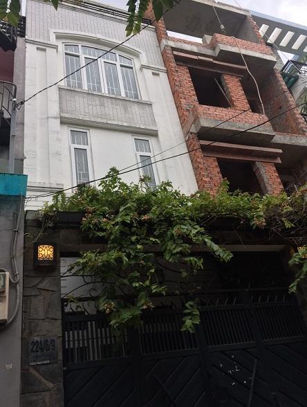 Có nhà cho thuê nguyên căn đường Ung Văn Khiêm quận Bình Thạnh
