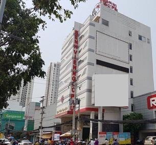 Cho thuê nhà mặt tiền Cộng Hòa quận Tân Bình 24x55m2 410tr/tháng