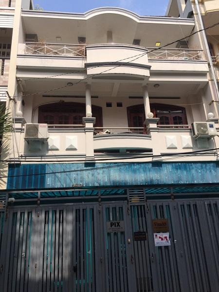 Có nhà cho thuê nguyên căn mặt tiền đường Đặng Thai Mai, Quận Phú Nhuận