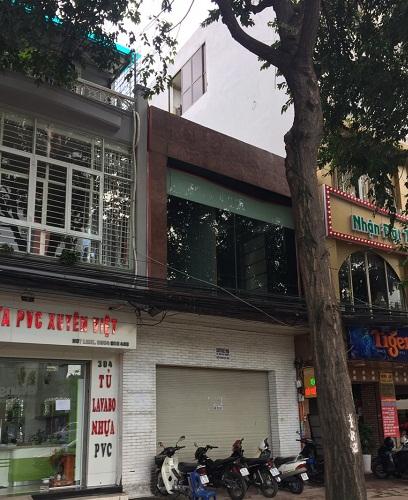Có nhà cho thuê nguyên căn mặt tiền đường Điện Biên Phủ quận Bình Thạnh