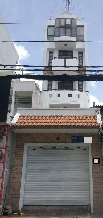 Cho thuê nhà mặt tiền 4x22m2 đường Lê Đức Thọ Quận Gò Vấp