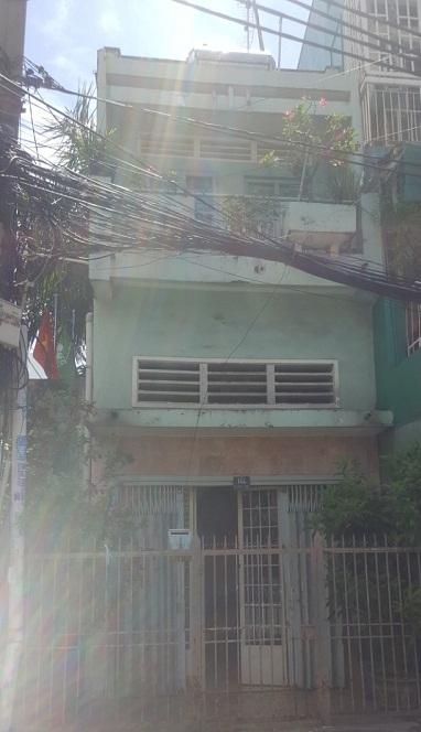 Nhà nguyên căn 4x25m2 giá chỉ 25tr/tháng đường Nguyễn Đình Chính Quận Phú Nhuận