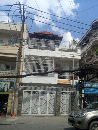 Có nhà nguyên căn cho thuê mặt tiền Thăng Long quận Tân Bình