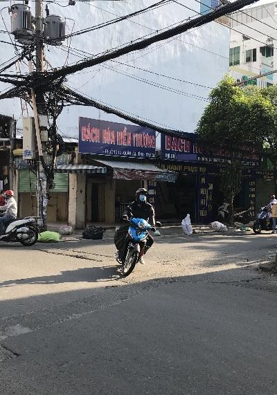 Nhà cho thuê 2 mặt tiền đường A4 quận Tân Bình
