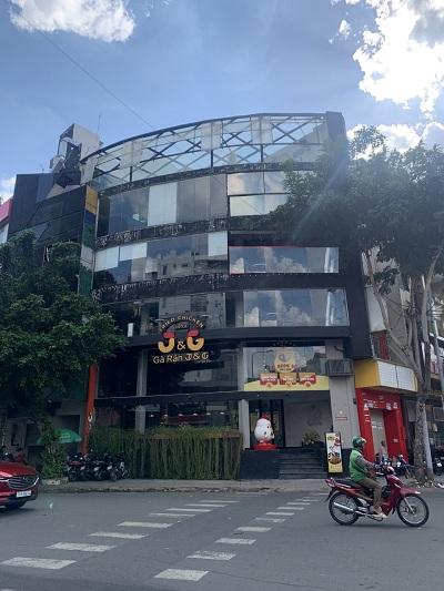 Nhà cho thuê 2 mặt tiền đường Phan Xích Long Quận Phú Nhuận