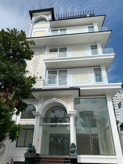 Nhà cho thuê đường Bùi Thị Xuân Quận Tân Bình