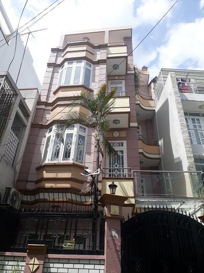 Nhà cho thuê đường Lê Văn Sỹ quận Tân Bình 7x15m