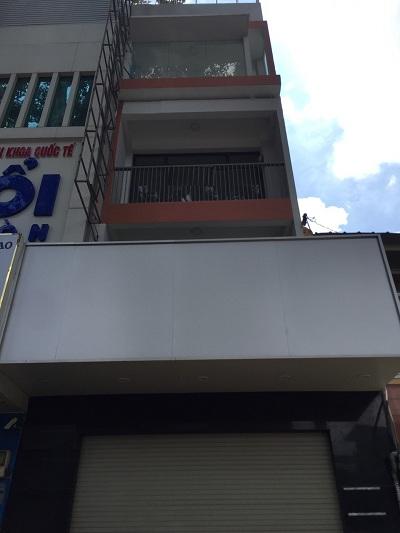 Nhà cho thuê đường Nguyễn Tri Phương Quận 10