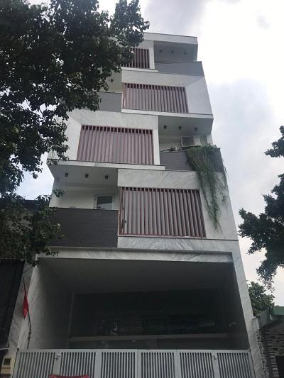 Nhà cho thuê đường Nguyễn Trọng Tuyển Quận Tân Bình