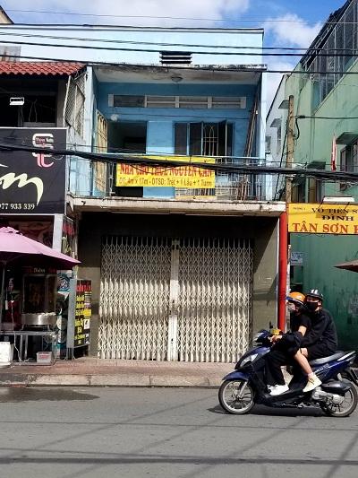 Nhà cho thuê đường Phạm Văn Hai Quận Tân Bình