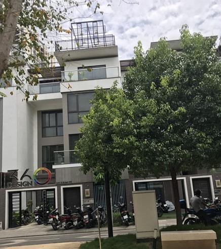 Nhà cho thuê nguyên căn khu Hà Đô Centrosa quận 10