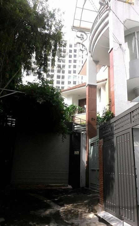 Nhà cho thuê nguyên căn đường Hoàng Văn Thụ quận Phú Nhuận