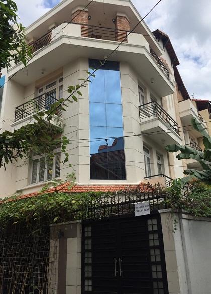 Nhà cho thuê nguyên căn đường Nguyễn Cửu Vân quận Bình Thạnh