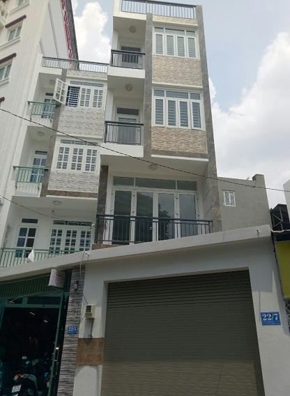 Nhà cho thuê nguyên căn đường Trương Hoàng Thanh quận Tân Bình