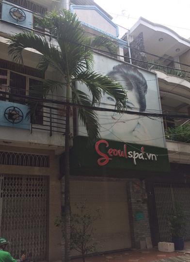 Nhà cho thuê nguyên căn mặt tiền Bàu Cát 6  quận Tân Bình