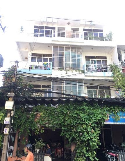 Nhà cho thuê nguyên căn mặt tiền Bình Giã quận Tân Bình